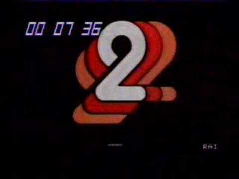Sigla del Tg2 notte anni 80