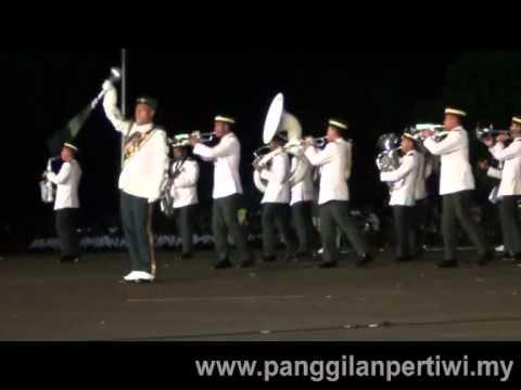 "Tatu Tentera Darat Malaysia 2011 : Royal Brunei Land Forces "" A -Team theme"""