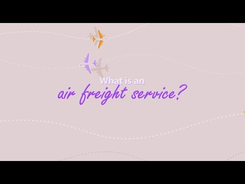 Air freight services with Transglobal Express