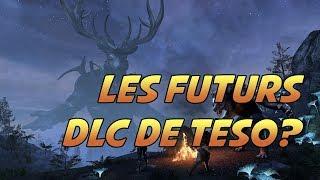 WOLFHUNTER et MURKMIRE : Les Premières Infos (DLC Eso Summerset)