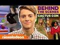 Jace Norman Did a Backflip?! 🎥BTS of Henry Danger: Cactus Con | #NickStarsIRL