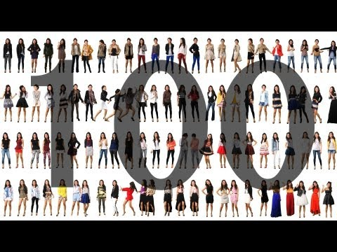100 Outfits (100th Video)