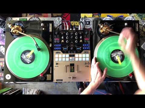 DJ Melo-D 7 O'Clock Menu Mix Episode 9 (Freestyle x 80s)