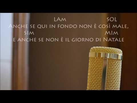 (Testo/Accordi) Lorenzo Fragola - D'improvviso