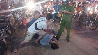 Cận cảnh vụ đánh nhau gây náo loạn Biên Hòa đêm 2.9