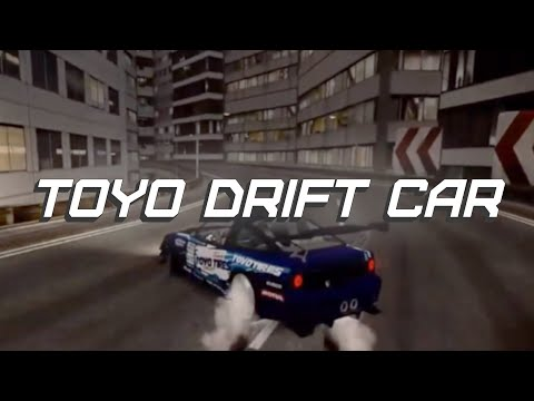 2013 Kawabata Toyo Drift Car on Tokyo Freeway   GTA IV