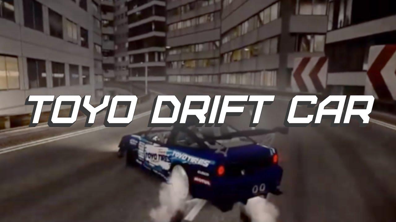 Gtainside Drift Car GTA San Andreas Toyota Corolla Drift car Mod
