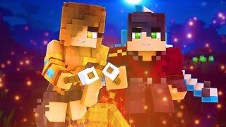 Minecraft Camping Trip | BURNING MARSHMALLOWS!? (Minecraft Roleplay)