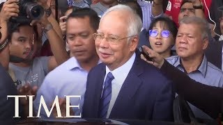 Former Malaysian Prime Minister Slapped With A Fresh Charge In The 1MDB Scandal   TIME