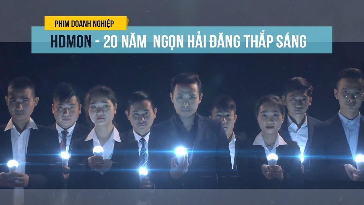 PHIM DOANH NGHIỆP - XÂY DỰNG & BẤT ĐỘNG SẢN - HDMON Holding - 20 năm một chặng đường