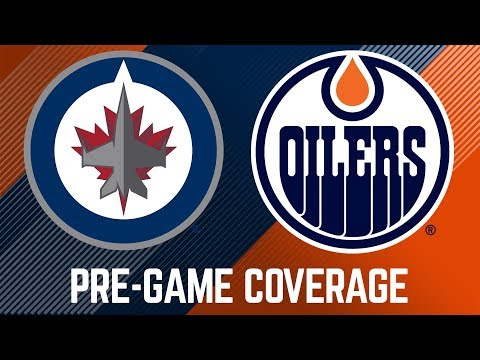 ARCHIVE | Oilers Pre-Game Interviews vs. Winnipeg