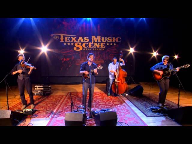 "MilkDrive Performs ""SoHo"" on The Texas Music Scene"