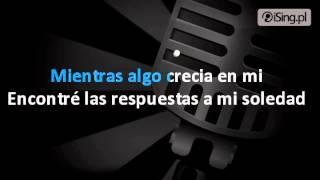Violetta - Te Creo (karaoke iSing.pl)
