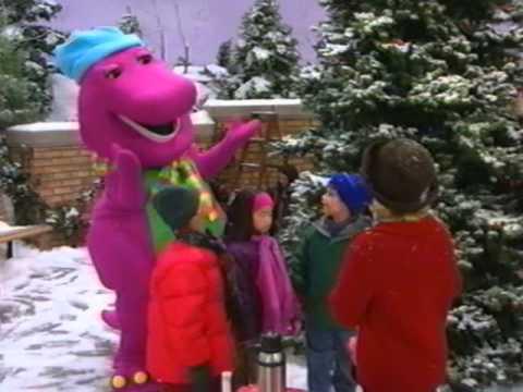 Barney's Christmas Star (2002 Version) Part 2 - YouTube