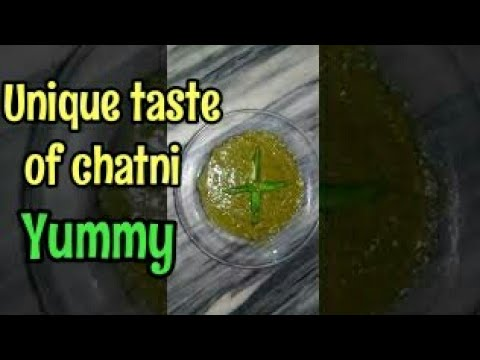 Unique taste of chatni with nadia ||  pakistani food recipes with pictures