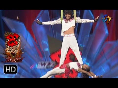 Rahul and Dharsini Performance | Dhee Jodi | 26th october 2016 | ETV Telugu