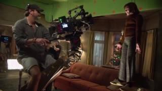 За кадром / Behind the scenes - Заклятие 2 / The Conjuring 2 2016