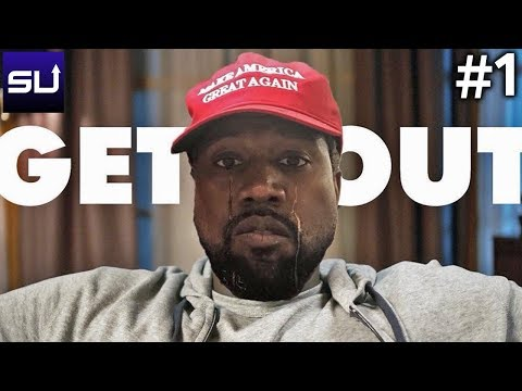 Wake Up Mr. West! | Kanye Loves Trump | Straight Up Podcast #1
