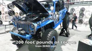 Jeep EV Electric Car Videos