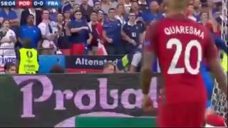 France vs Portugal 0:1 2016 ● All Goals & Match Highlights 10/07/2016 (HD)