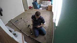 Professional Carpet Installation