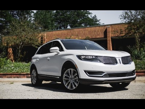 The Redesigned  Lincoln Mkx Theres Still A Ford Edge