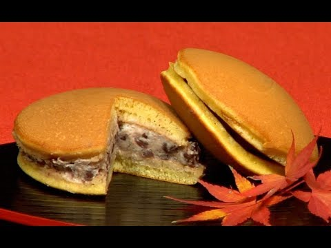 Dorayaki Recipe Pancakes With Sweet Red Bean Paste Cooking With Dog