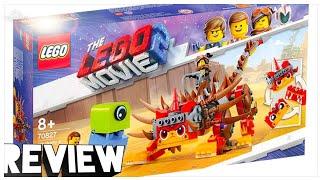 #Tendencias #Lego #LegoMovie2 REVIEW DE ULTRAKATTY Y LUCY GUERRERA  Controx Games 