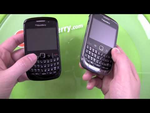 BlackBerry Curve 3G Unboxing & Review