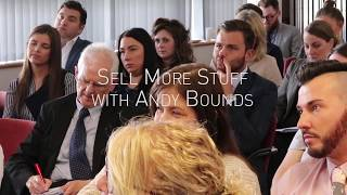 Sell More Stuff with Andy Bounds