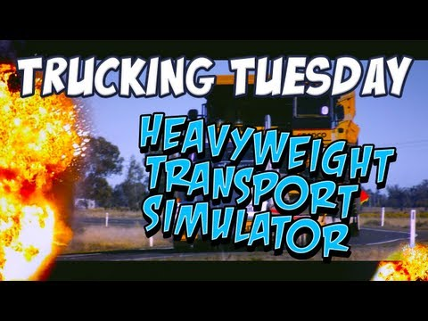 Trucking Tuesday - Heavy Weight Transport