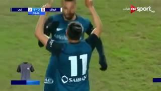 ملخص واهداف مباراة الزمالك و إنبي 2 - 1 الدوري المصري الممتاز 2019 - 2018