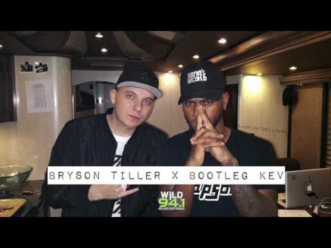 Bryson Tiller Interview w / Bootleg Kev