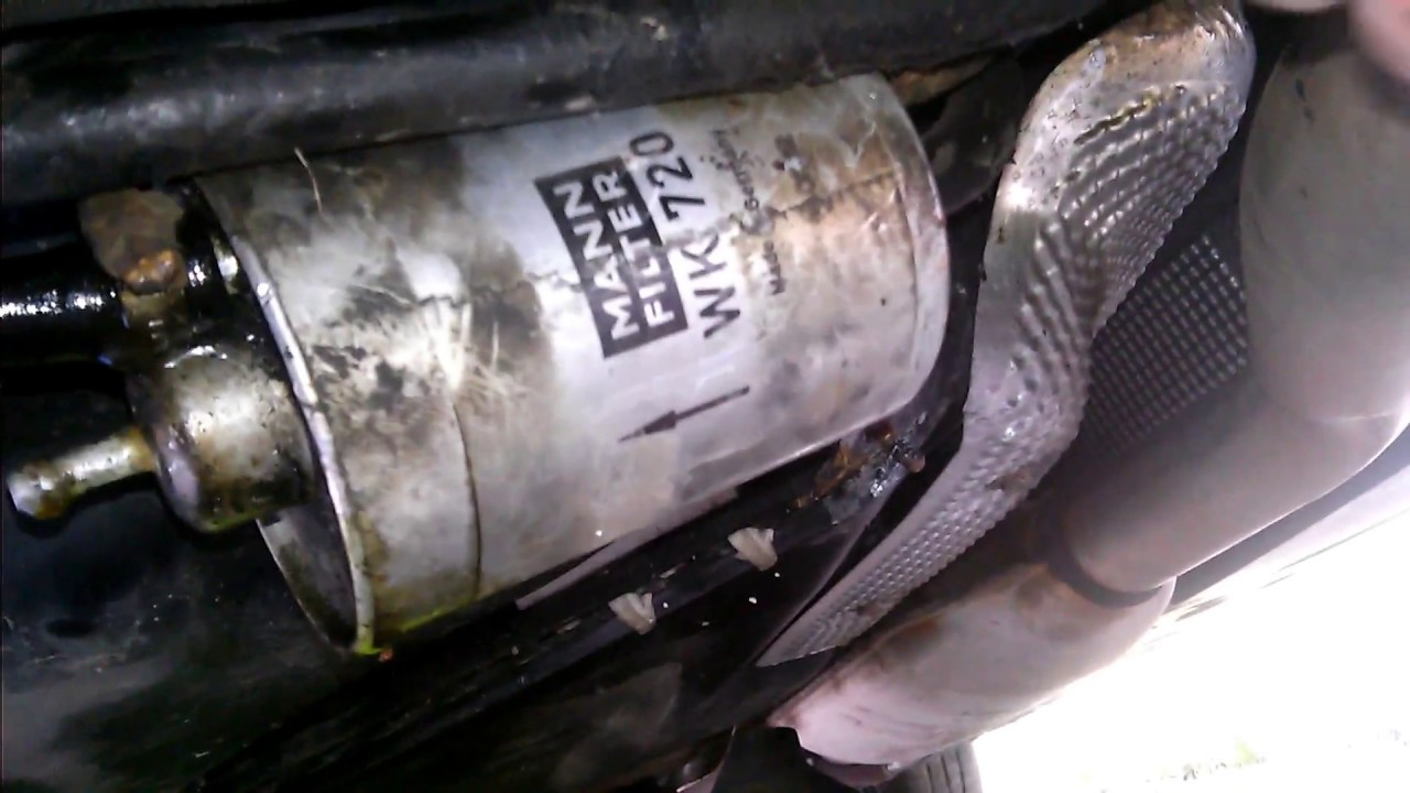 kraftstofffilter w203
