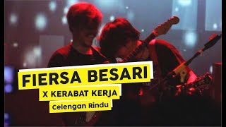 [HD] Fiersa Besari x Kerabat Kerja - Celengan Rindu (Live at MANFEST UAD Yogyakarta)