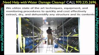 Water Damage Clean Up Fort Collins | 970.235.2696