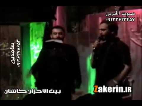 Imam Ali - Javad Moghadam sings nohe for Imam Ali 2009