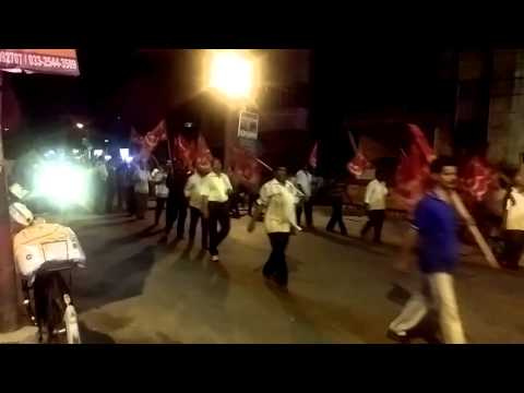 NORTH DUMDUM CPIM MICHIL 2015 part4
