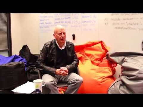 INTERVIEW Visiting Professor Mike Newman