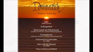 Dornenreich - Freiheit [Bonus CD Trailer]