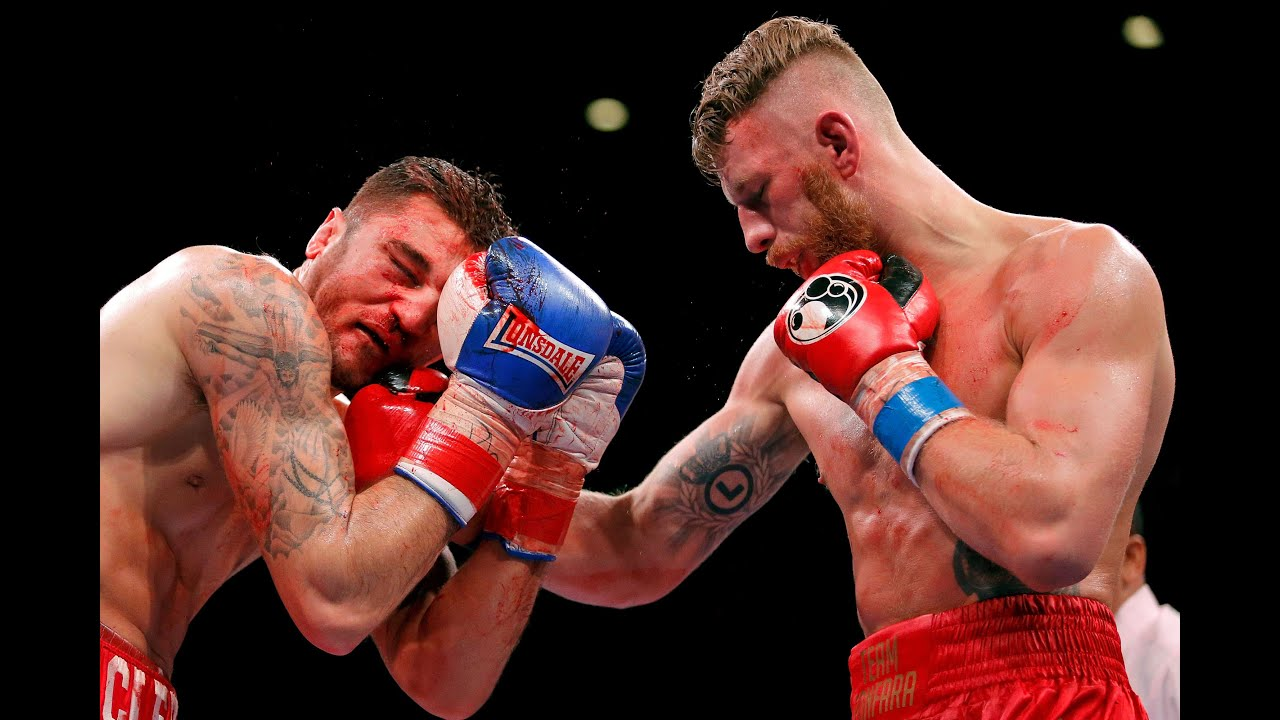 Fonfara vs Cleverly HIGHLIGHTS: Oct. 16, 2015 - PBC on Spike