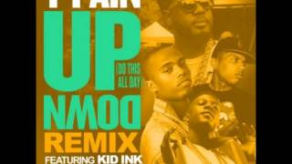 T-Pain Feat B.o.B., Kid Ink & Lil Boosie - Up Down (Remix) (Instrumental) (Produced by DJ Montay)