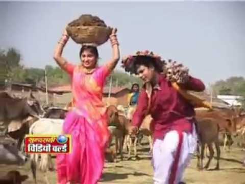 Gobar La Jhan Chube - Sundrani Tip Top 10 Mona Sen - Ratan Sabiha - Chhattisgarhi Song