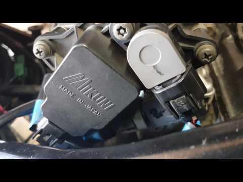 DIY SUZUKI GSXR 600/750 Explaining the TPS