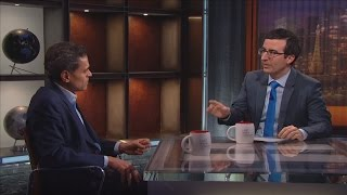 Last Week Tonight with John Oliver - Fareed Zakaria Interview (HBO)
