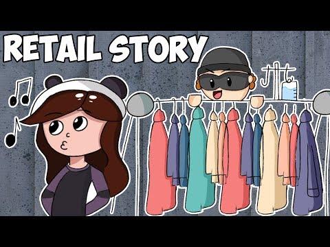 I Let a Woman Shoplift (Retail Stories)