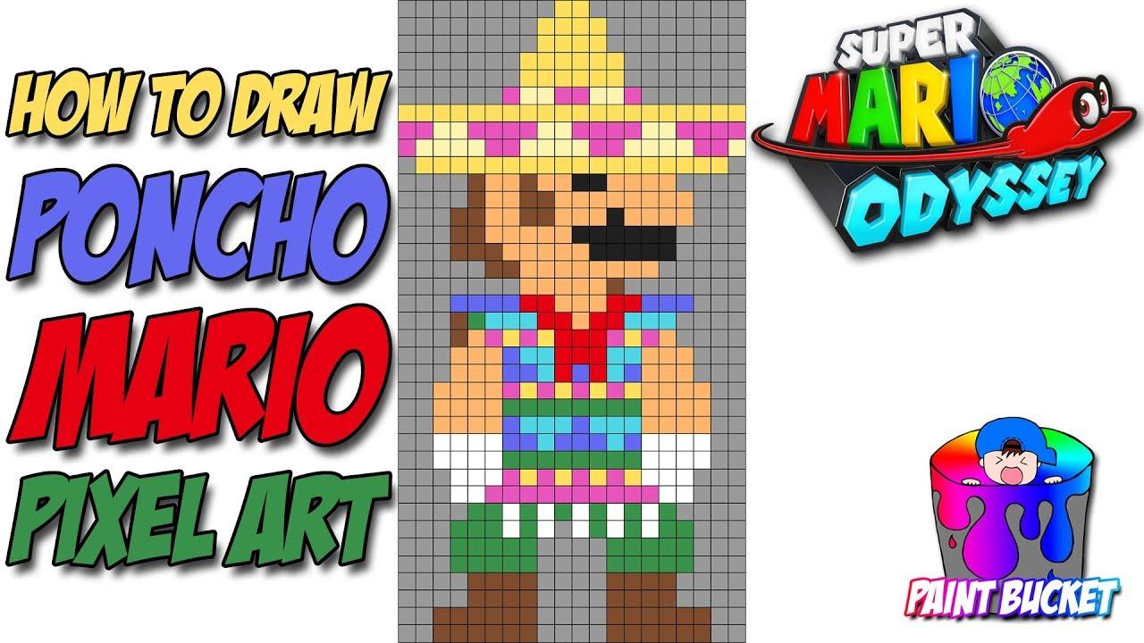 95 Tutorial How To Draw 8 Bit Mario Pdf