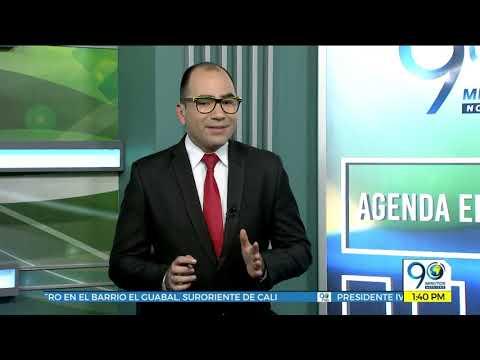 Emisión Digital Noticiero 90 Minutos lunes 10 de junio de 2019