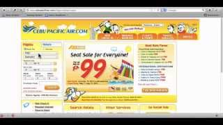 How to Book the Cheapest Flight on Cebu Pacific even without a Promo
