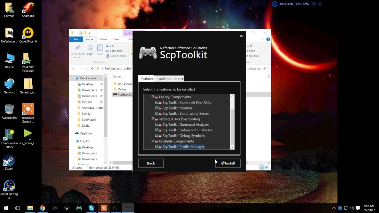 Nefarius ToolKit Windows10